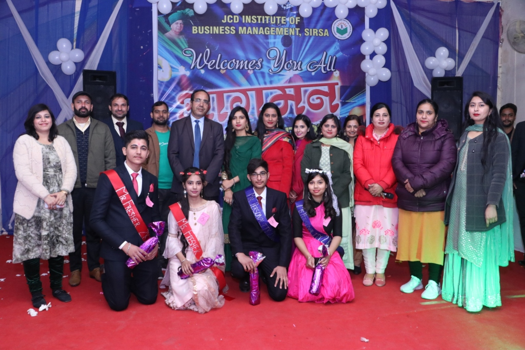 JCD IBM Fresher Party (5)